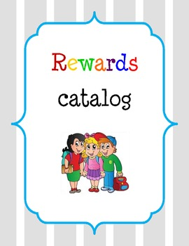 Rewards Catalog