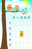 Reward System Chart: BINGO BOARD