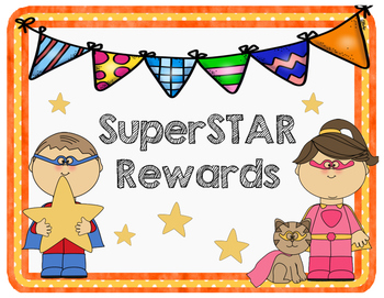 Rewards Chart Posters/Reward Coupons