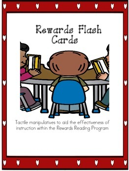 Rewards Flashcards and Practice Sound Boxes