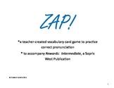 Rewards (Intermediate) ZAP!