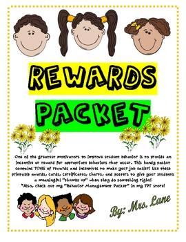 Rewards Packet (JAM-PACKED!)