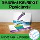 Postcard Templates for Student Rewards