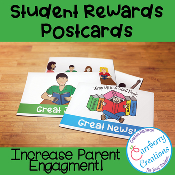 Rewards Postcards