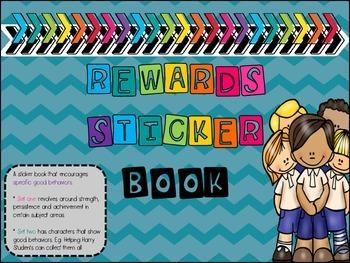 Rewards Sticker Book