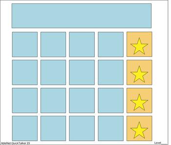 Rewards/Sticker Chart