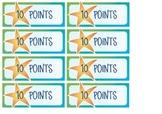 Rewards Token 10 Points