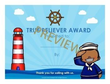 Rewards and Awards Mega Bundle