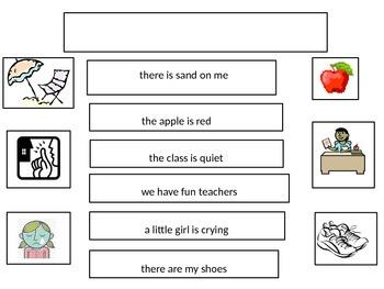 Rewrite and Match Statement Sentences