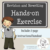 Rewriting / Revision Hands-on Activity