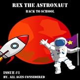 Multi-Disciplinary Adventure Project: Issue 1 Back to School