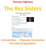 Rez Sisters - Question Package