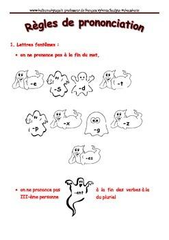 Règles de prononciation