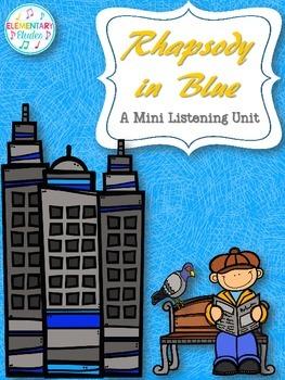 Rhapsody in Blue - A Mini Listening Unit