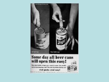 Rhetoric Exercises: Old Ads