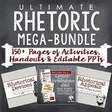 "Rhetoric Mega-Bundle: Appeals, Devices & ""Letter from Birm"