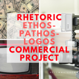Rhetoric Practice/ Ethos Pathos Logos Commercial Project