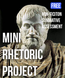 Rhetoric Research Project - Expository Non-fiction Text