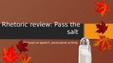 Rhetoric Review