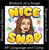 Rhetoric of a Snap: The Rhetorical Situation