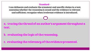Rhetorical Analysis-Analyzing an Author's Argument #teachersremember