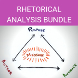Rhetorical Analysis Bundle for AP Lang