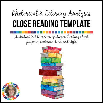 Rhetorical Analysis Bundle: Organizers, Activities, and Assessments