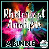 Rhetorical Analysis Bundle for Secondary ELA