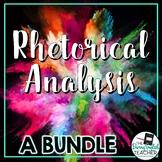 Rhetorical Analysis Bundle for Secondary ELA