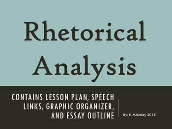 Rhetorical Analysis: Comparing Anthony and Stanton's speeches (Women's Rights)