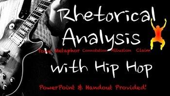 Rhetorical Analysis Curriculum Unit