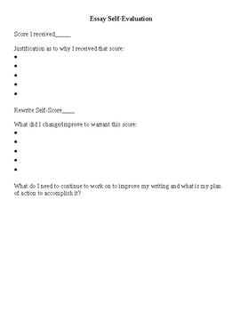 Rhetorical Analysis Essay Checklist
