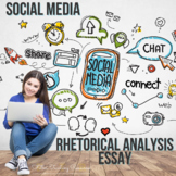 Rhetorical Analysis Essay- Social Media