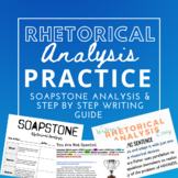Rhetorical Analysis Essay Writing Practice with Google Dri