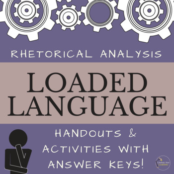 Rhetorical Analysis Handouts and Activities