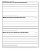 Rhetorical Analysis Notes Organizer