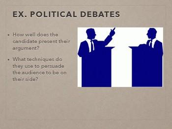 Rhetorical Analysis Overview