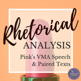 Rhetorical Analysis of Pink's VMA Acceptance Speech