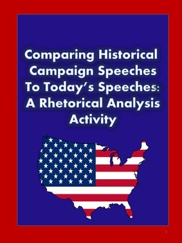 Rhetorical Analysis of Political Speeches