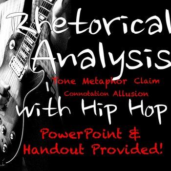 Rhetorical Analysis with Hip Hop