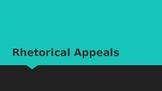 Rhetorical Appeals PPT