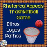 Rhetorical Appeals (Ethos, Logos, Pathos) Review Game