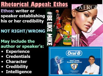 Rhetorical Appeals Intro & Scenarios