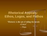 Rhetorical Appeals PowerPoint