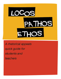 Rhetorical Appeals Quick Guide: Logos, Pathos, Ethos Explained