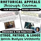 Rhetorical Appeals Through Cinema: Engaging Ethos, Pathos, & Logos Activities