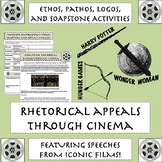 Rhetorical Appeals Through Cinema: Engaging Ethos, Pathos, & Logos Activities