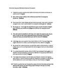 Rhetorical Appeals Worksheet (Quotes & Answers)