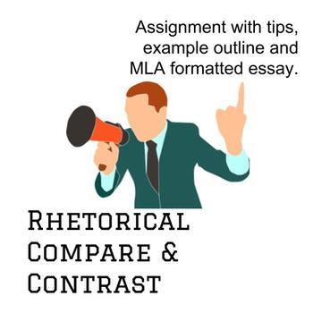 Rhetorical Compare & Contrast Essay Assignment