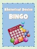 Rhetorical Device Bingo
